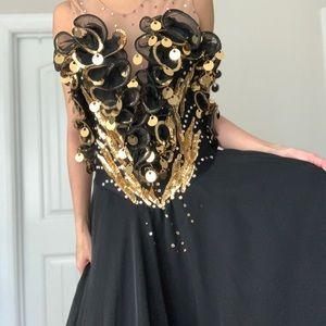 Dresses & Skirts - Fancy fashions dance dress